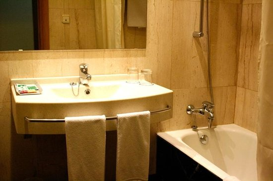 Hotel Pacoche Murcia: Aseo