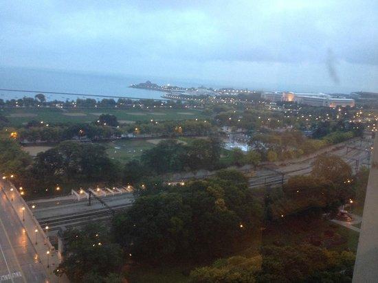 Renaissance Blackstone Chicago Hotel: Oct. 2013 Twilight