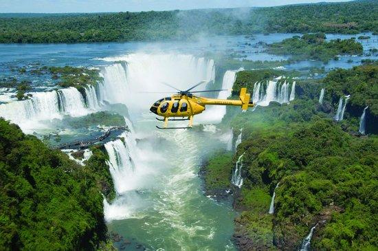 Belmond Hotel das Cataratas: Helicopter Tour