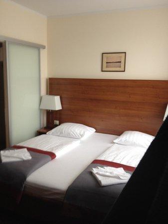 Ivbergs Hotel Charlottenburg : habitación