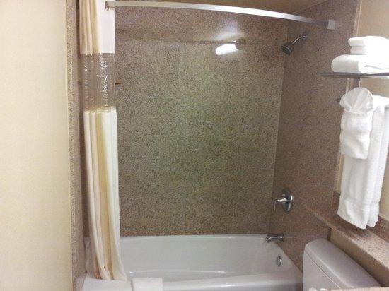 Howard Johnson Inn & Suites Reseda: Bath