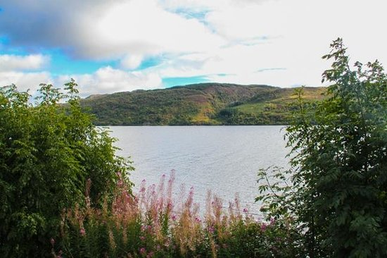 Loch Ness Highland Lodges: Loch Ness at its best!