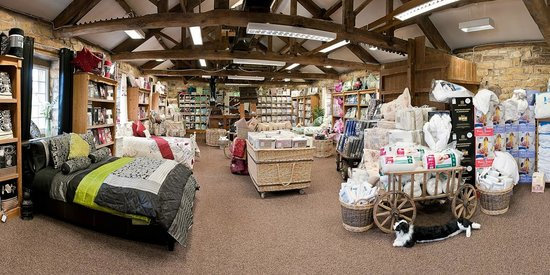The Darley Mill Centre: Shop