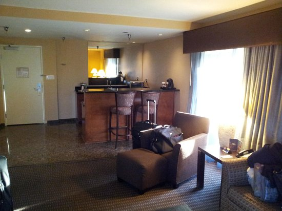 The Pacific Inn : Suite