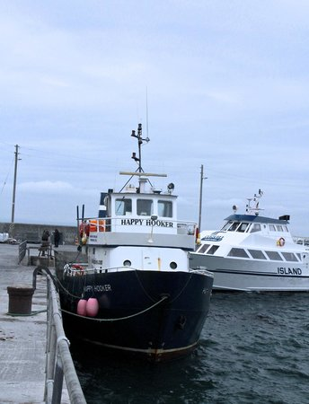 Doolin2Aran Ferries : Doolin 2 Aran Ferry