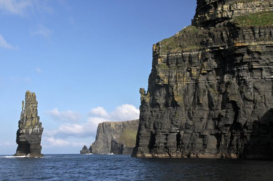 Doolin2Aran Ferries : Cliffs of Moher