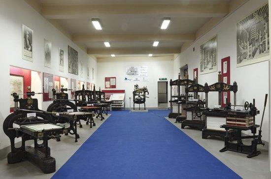 Museo della Stampa e Stampa d'Arte a Lodi