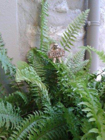 Santa Maria de Ubeda: En la entrada ya te dan la bienvenida. ;)