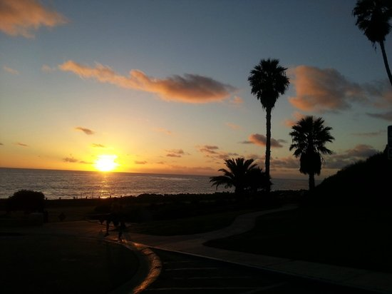 Dana Point, Kaliforniya: after sunset session at St. Clemente
