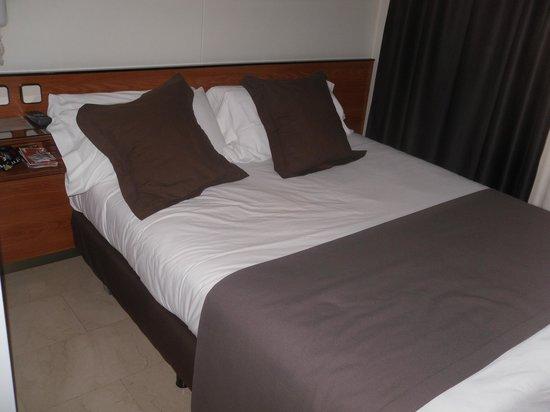 Hotel Condal: letto