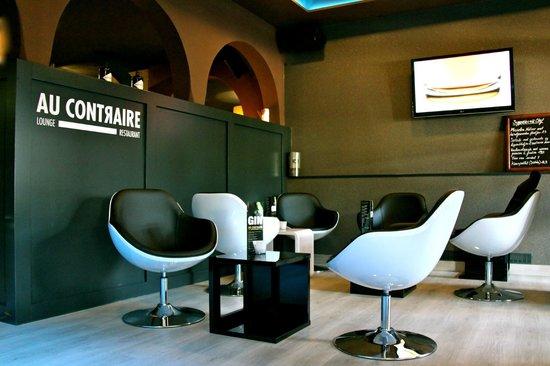 Lounge lights foto van restaurant lounge au contraire heusden tripadvisor - Scheiding ingang lounge ...