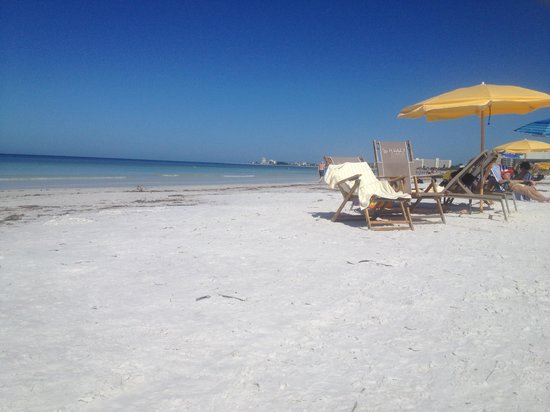 Hyatt Residence Club Sarasota, Siesta Key Beach: Most beautiful serene beach-Siesta Key