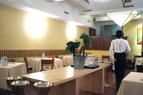 Joia : La deuxième salle du restaurant