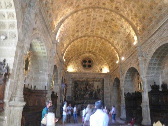 Catedral de Santa María de Sigüenza: Sacristia cabezas