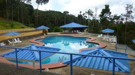 The Nest, El Nido Cerro Azul Blue Pool