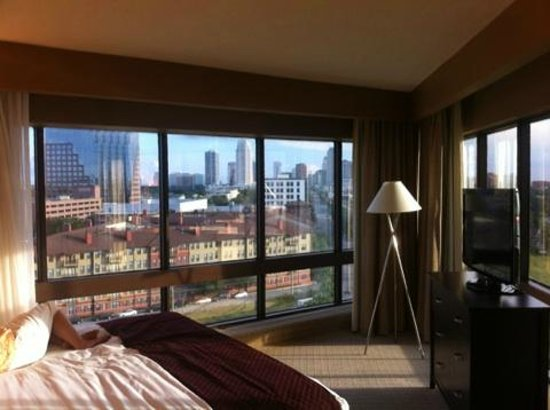 DoubleTree by Hilton Orlando Downtown: Love the corner view