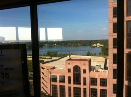 DoubleTree by Hilton Orlando Downtown: View