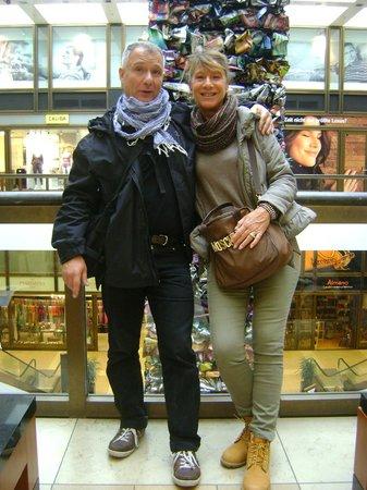 A Berlino Con Luca: io e Luca