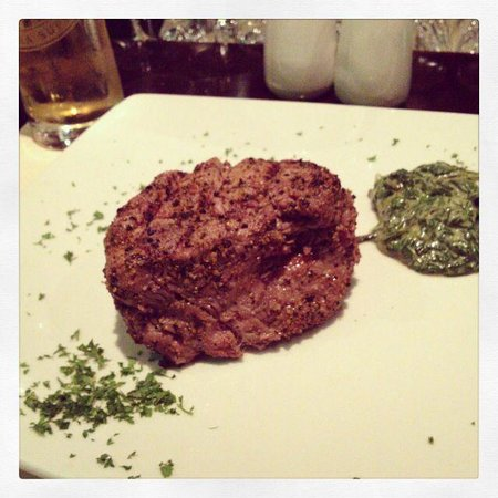 The Grillhouse Rosebank: 10oz (300g) filet