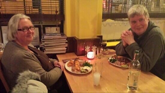 Meze restaurant: 10 years customers