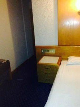 Travelodge London Farringdon: Bedroom