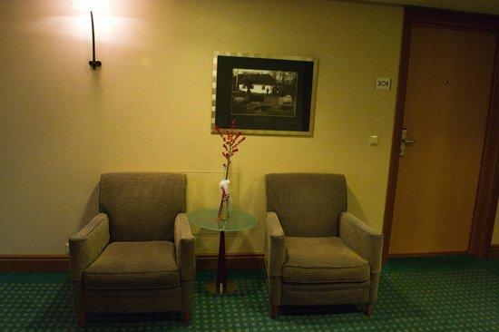 Radisson Blu Ridzene Hotel: Территория отеля