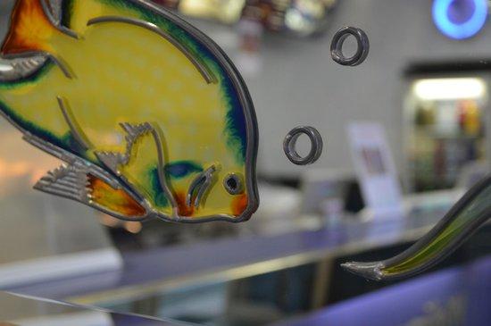Thorpe Fish Bar : mirror