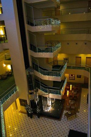 Radisson Blu Ridzene Hotel : Территория отеля