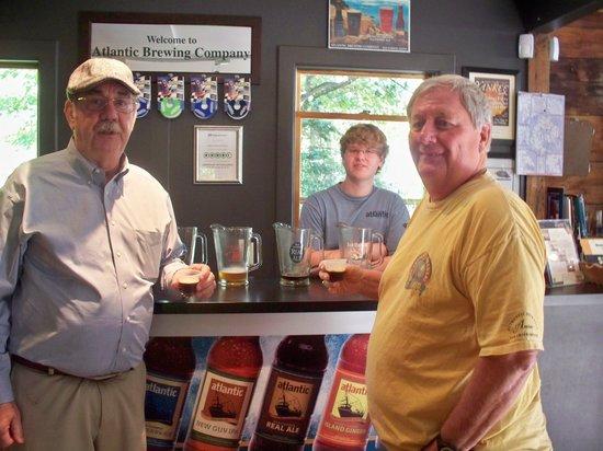Atlantic Brewing Company : Atlantic Brewing at its finest...