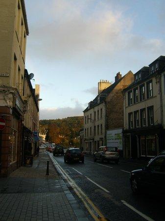 Salutation Hotel: view form main street