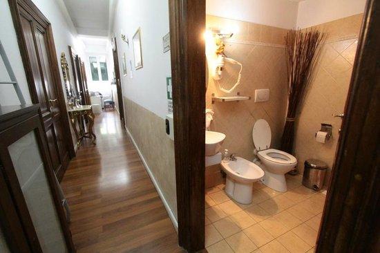 Dulcis In Fundo - Trastevere: сан.узел/ separate WC