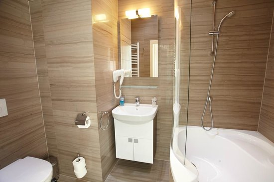 Residence U Cerne Veze: Apartment #413 - Bathroom