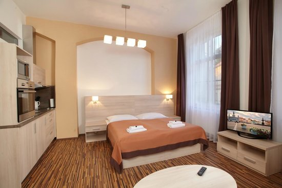 Residence U Cerne Veze: Apartment #421