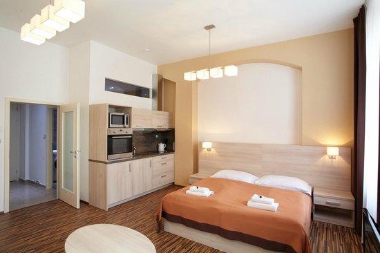 Residence U Cerne Veze: Apartment #413