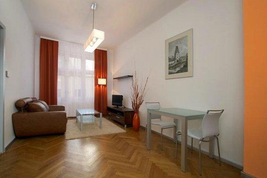 Residence U Cerne Veze: Apartment #112