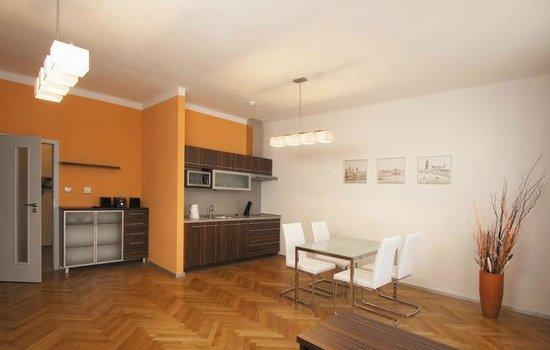 Residence U Cerne Veze: Apartment #121