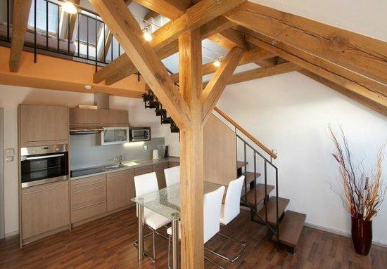 Residence U Cerne Veze: Apartment #131