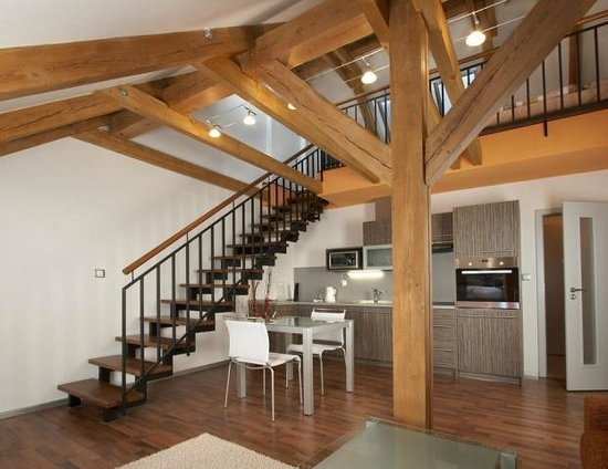 Residence U Cerne Veze: Apartment #431
