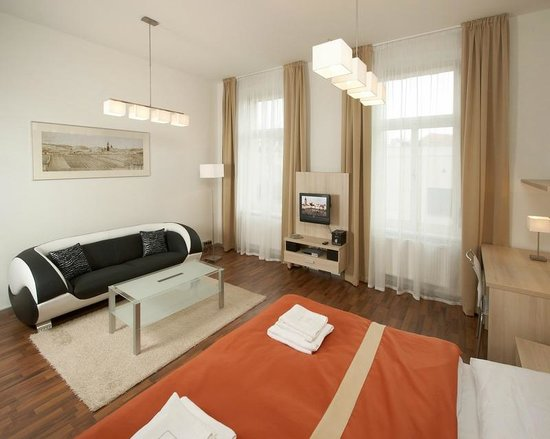 Residence U Cerne veze: Apartment #225