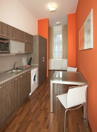 Residence U Cerne veze: Apartment #215