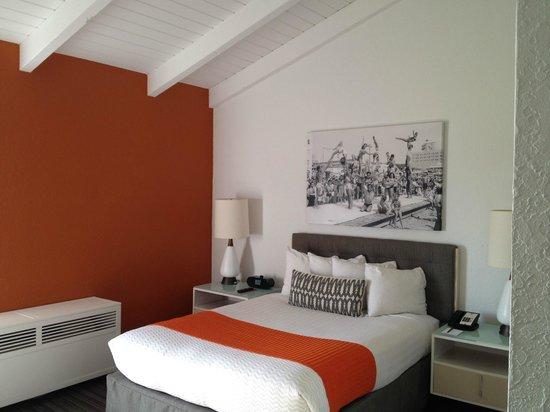 Inn at Venice Beach : Our room