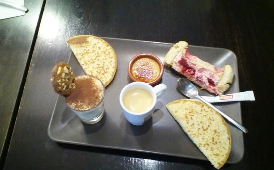 Le Square Cafe : le gourmand