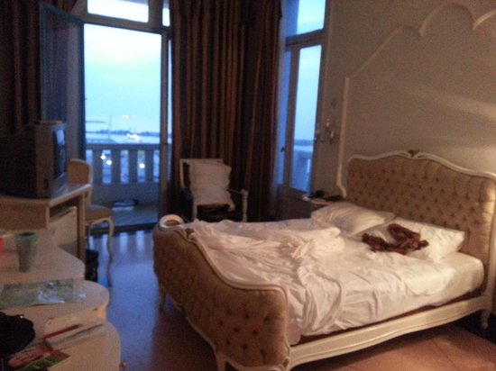 Safir Hotel Alger: habitación