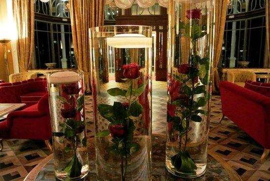 Grand Hotel Tremezzo: Интерьер