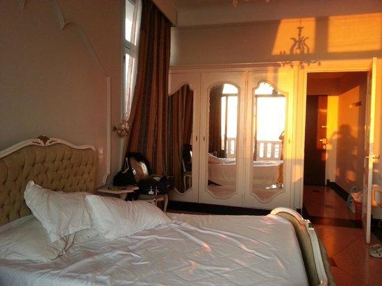 Safir Hotel Alger: la misma habitación