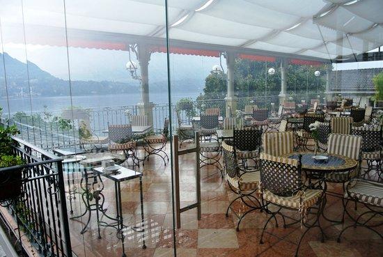 Grand Hotel Tremezzo: Бар