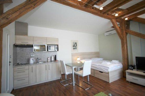 Residence U Cerne Veze: Apartment #333