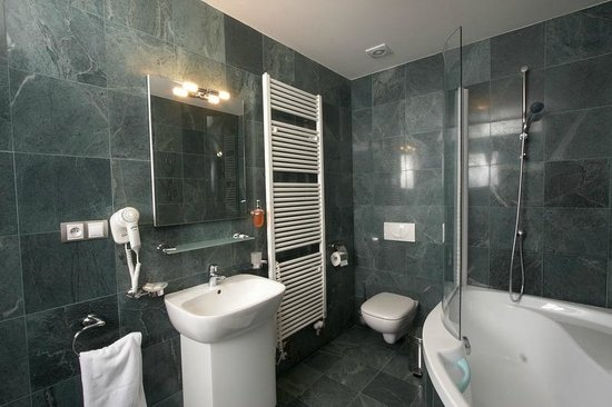 Residence U Cerne Veze: Apartment #214 - Bathroom