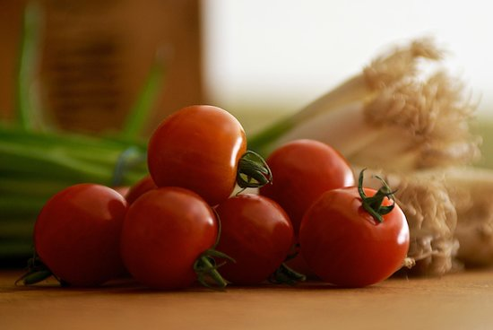 Isola del Sole: Tomatoes