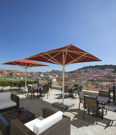 Hotel do Chiado : Terrace